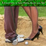 My Sand Trap Or Yours by Cactus Pryor - Book Cover Design
