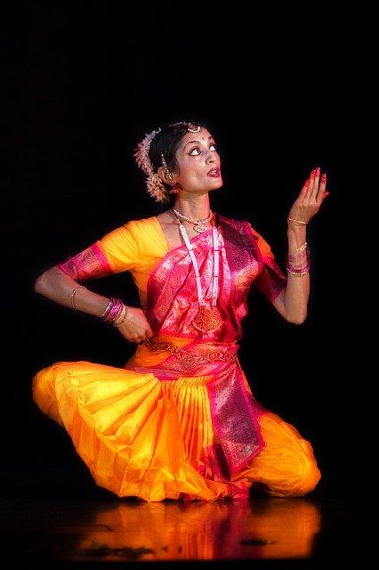 Anuradha Naimpally - Bharatanatyam