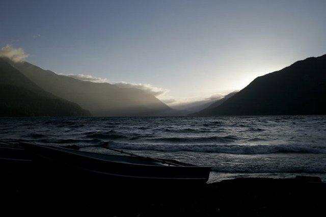Crescent Lake (Washington, USA)