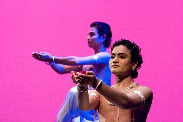 Classic Indian Odissi Dance