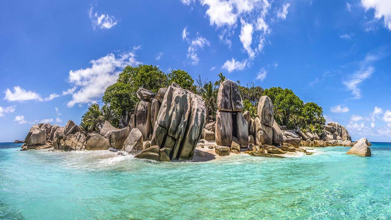 Cocos Island, Seychelle